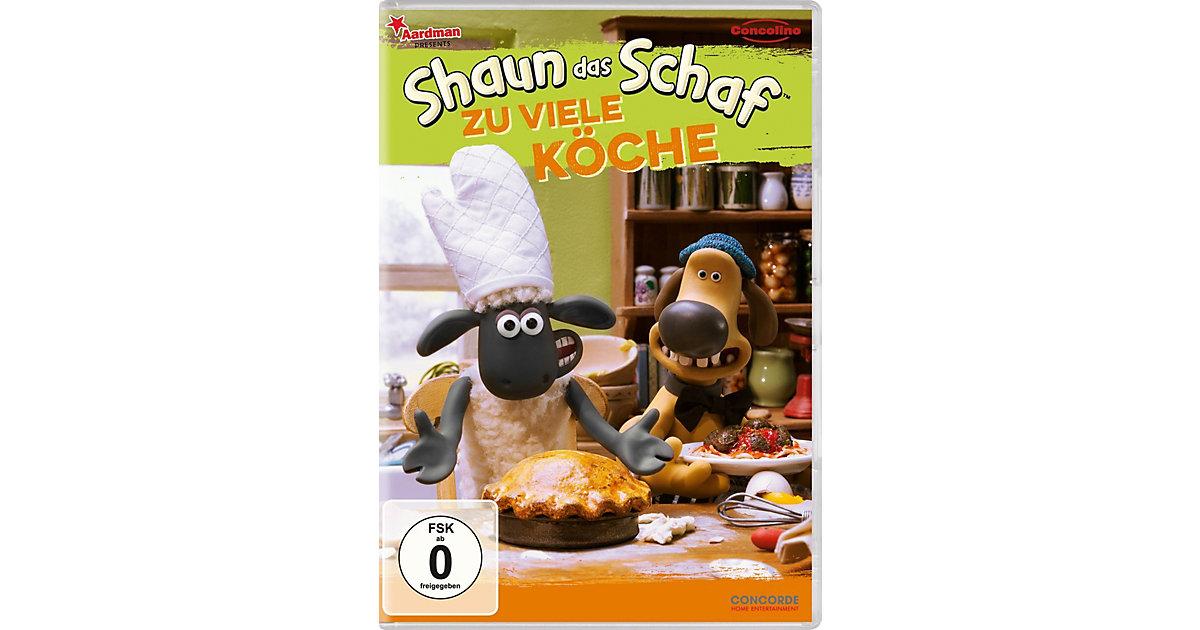 DVD Shaun das Schaf - Zu viele Köche