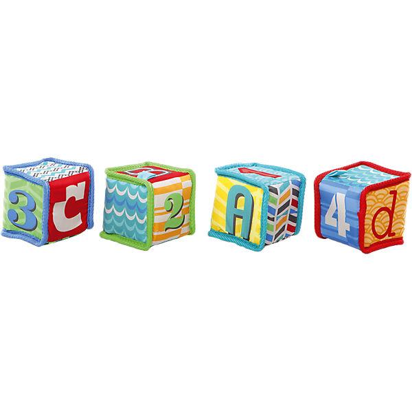 "Мягкие кубики Bright Starts ""Весёлая учёба"""