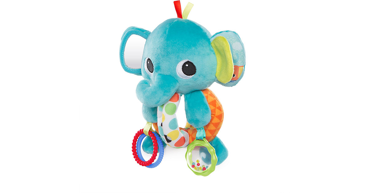 Explore & Cuddle Entdecker-Elefant