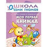 """Первый год обучения """"Моя первая книжка"""", Школа Семи Гномов"""