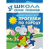 """Второй год обучения """"Прогулки по городу"""", Школа Семи Гномов"""