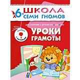 """Седьмой год обучения """"Уроки грамоты"""", Школа Семи Гномов"""