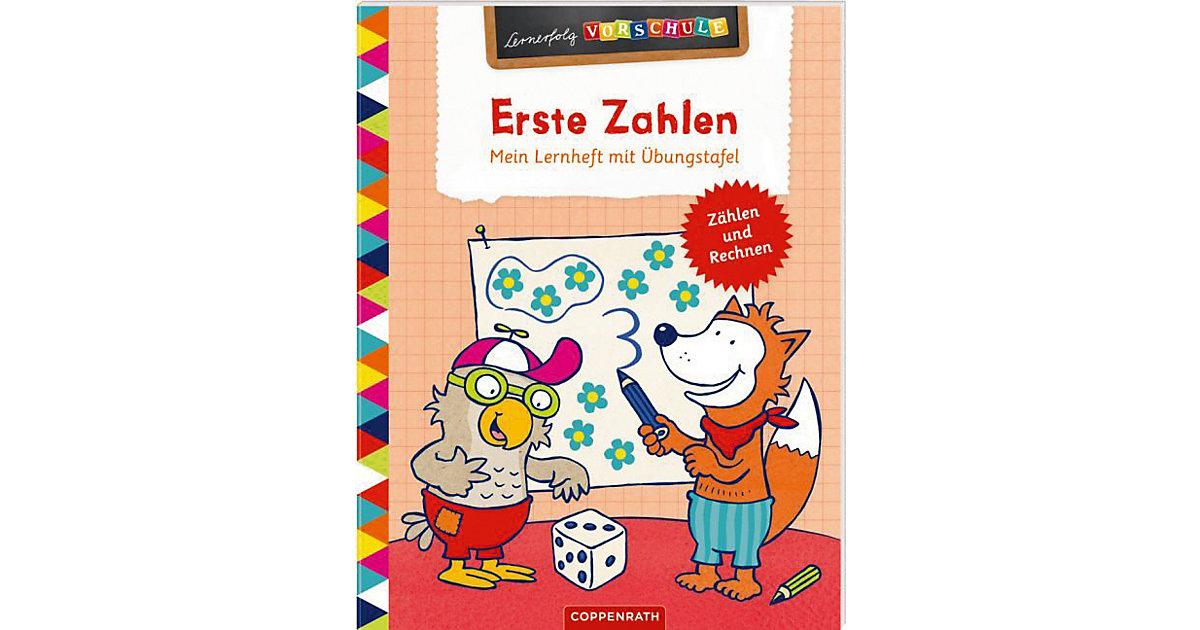 Lernerfolg Vorschule: Erste Zahlen - Mein Lernb...