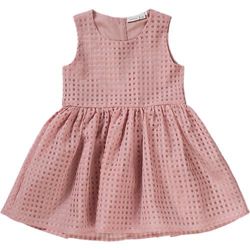 name it Kinder Kleid NITFREJA Gr. 92 Mädchen Kleinkinder