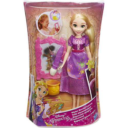 Модная кукла принцесса и ее хобби, Принцессы Дисней, Рапунцель от Hasbro