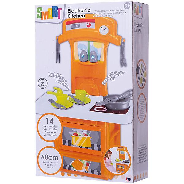 Маленькая электронная кухня Smart, HTI