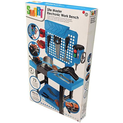Большой верстак HTI Smart с инструментами от HTI