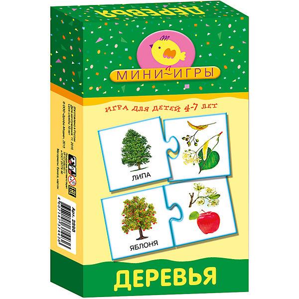 """Мини-игра """"Деревья"""", Дрофа-Медиа"""