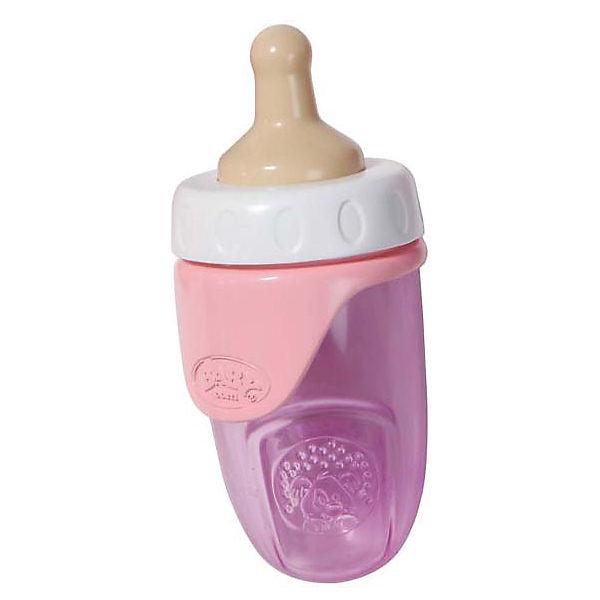 Бутылочка BABY born, фиолетовая