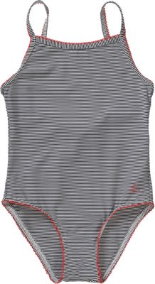 Schiesser Badeanzug Mädchen schwarz Schulsport geeignet Gr.140-176 NEU