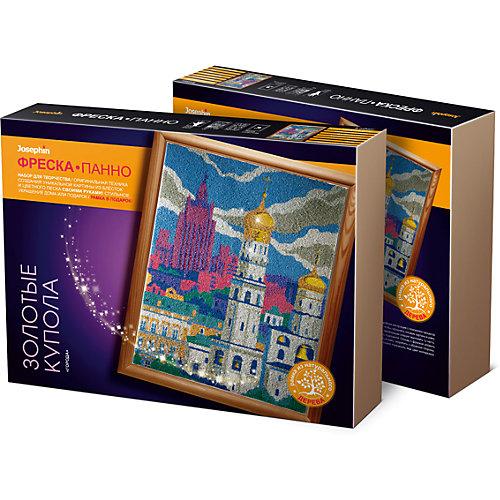 Супер-фреска Города. Золотые купола от Josephine