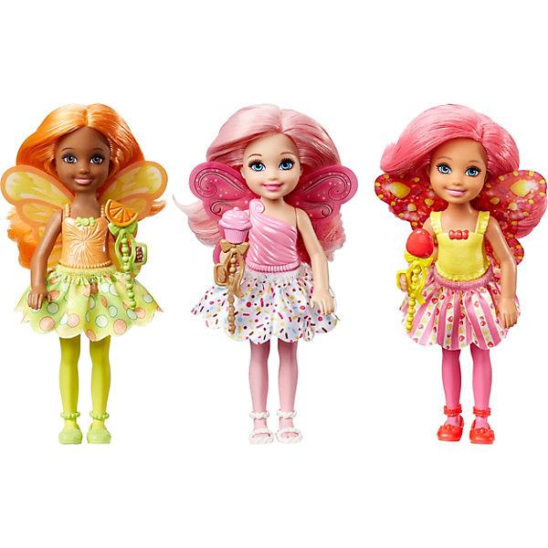 Маленькие феи-челси, Barbie, в ассортименте