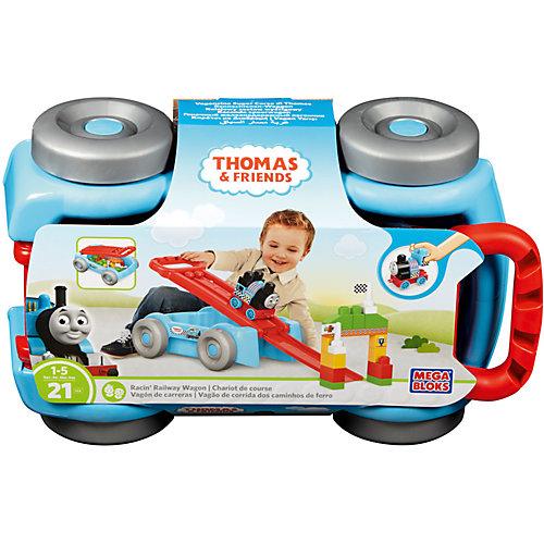 Томас и друзья: вагончик - трансформер, MEGA BLOKS от MEGA BLOKS