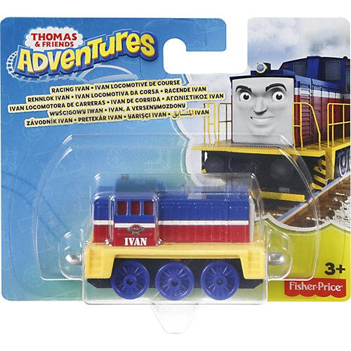 """Маленький паровозик """"Томас и его друзья"""" Adventures - Иван от Mattel"""