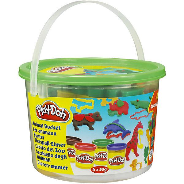 """Тематический игровой набор Play-Doh """"Животные"""""""
