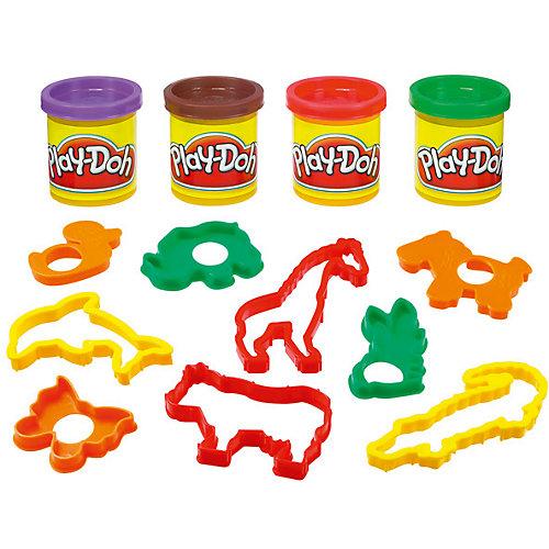 """Тематический игровой набор Play-Doh """"Животные"""" от Hasbro"""