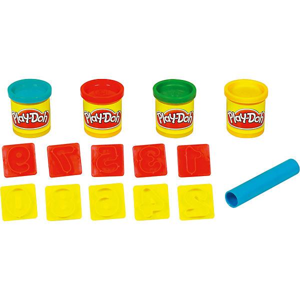 """Тематический игровой набор Play-Doh """"Числа"""""""