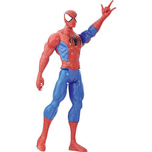 Фигурка Титаны: Человек-Паук, Мстители от Hasbro