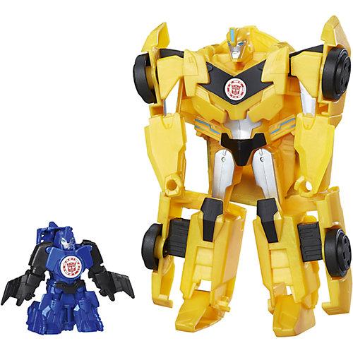 """Трансформеры Transformers """"Роботы под прикрытием"""" Гирхэд-Комбайнер от Hasbro"""