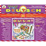 """Набор карточек """"Deutsch"""", Дрофа-Медиа"""