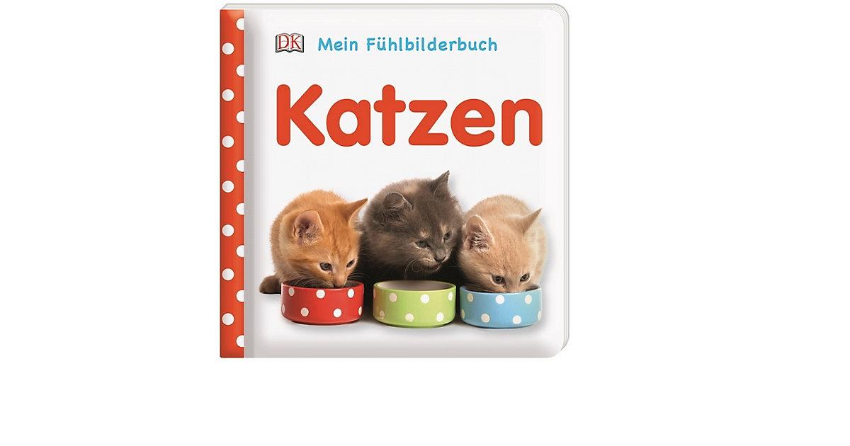 Mein Fühlbilderbuch: Katzen