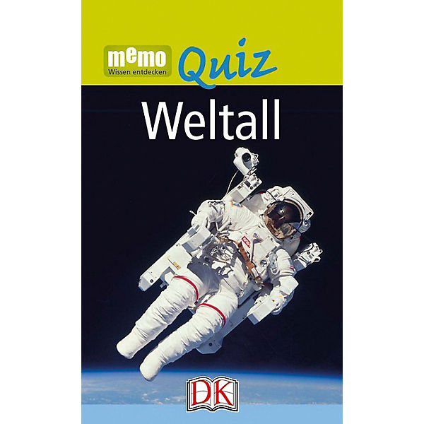 Memo Quiz: Weltall, Dorling Kindersley Verlag