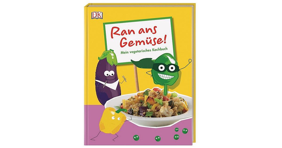 Ran ans Gemüse! Mein vegetarisches Kochbuch
