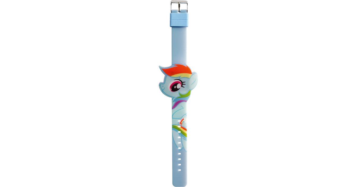 Rainbow Dash LED Uhr My Little Pony Mädchen Kinder