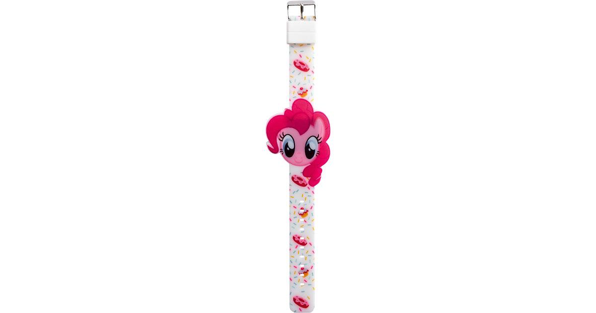 Pinkie Pie LED Uhr My Little Pony Mädchen Kinder