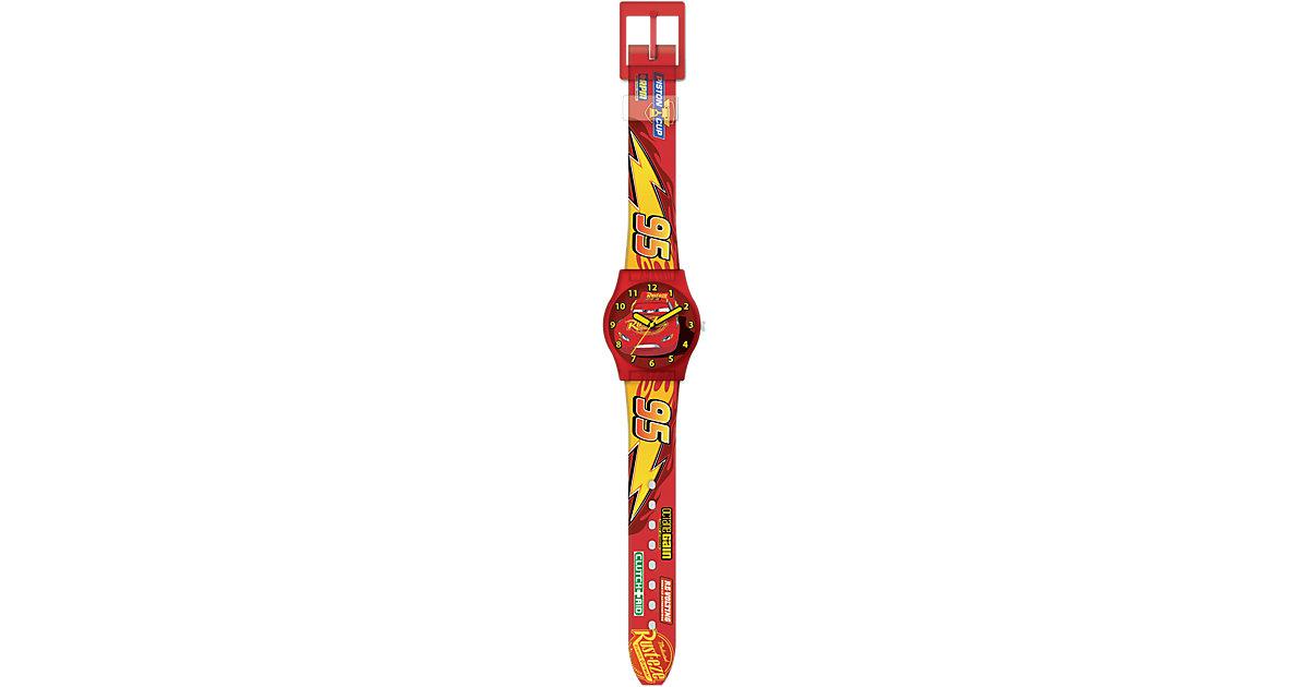 Armbanduhr Cars 3 (analog) Jungen Kinder