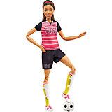 """Кукла Футболистка из серии """"Безграничные движения"""", Barbie"""