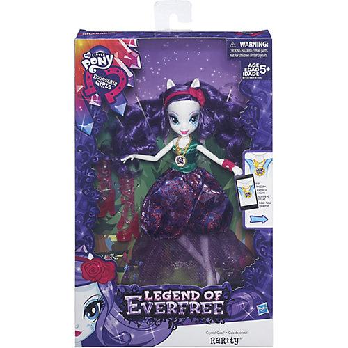"""Кукла Эквестрия Герлз """"Легенды вечнозеленого леса"""" Crystal Gala - Рарити от Hasbro"""