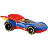 Машинка DCSHG Супергёрл, Hot Wheels