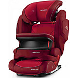 Автокресло RECARO Monza Nova IS Seatfix 9-36 кг, Indy Red