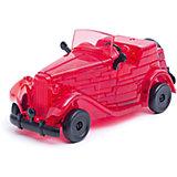 """Кристаллический пазл 3D """"Красный автомобиль"""", Crystal Puzzle"""