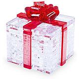 """Кристаллический пазл 3D """"Подарок"""", Crystal Puzzle"""