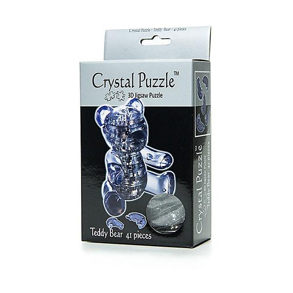 "Кристаллический пазл 3D ""Мишка"", Crystal Puzzle"