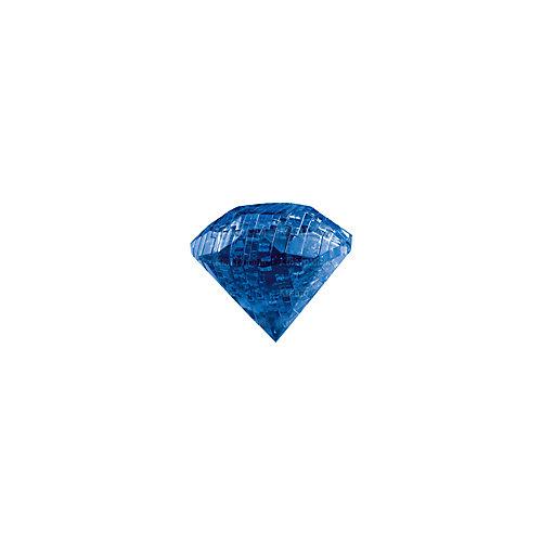 "Кристаллический пазл 3D ""Сапфир"", Crystal Puzzle от Crystal Puzzle"