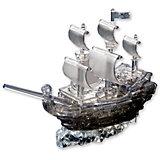 """Кристаллический пазл 3D """"Пиратский корабль"""", Crystal Puzzle"""