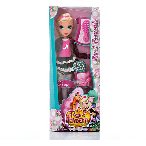 """Кукла """"Роуз"""", Королевская академия, 30 см от Rainbow"""