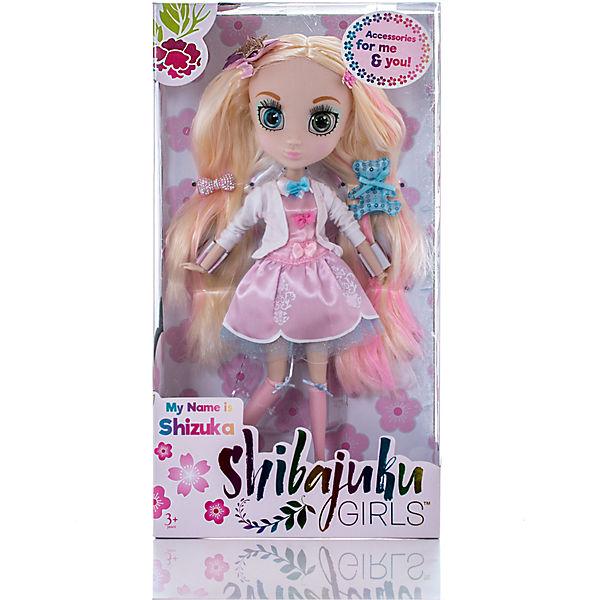 """Кукла """"Шидзуки"""", 33см, Шибадзуку Герлз"""