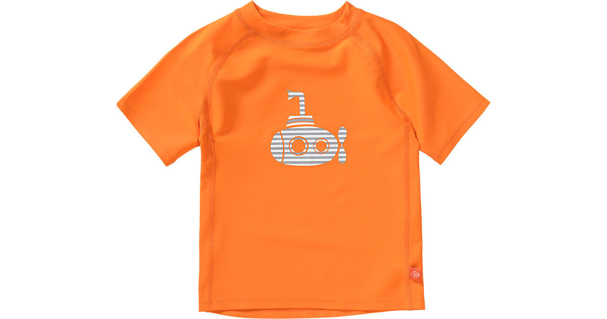 Baby Schwimmshirt mit UV-Schutz Jungen Gr. 74 Kinder