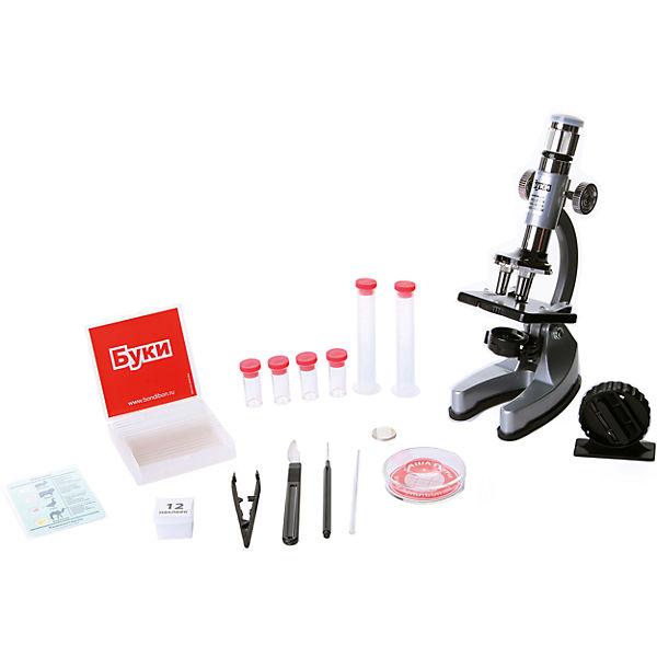 Микроскоп (30 экспериментов), Французские опыты Науки с Буки