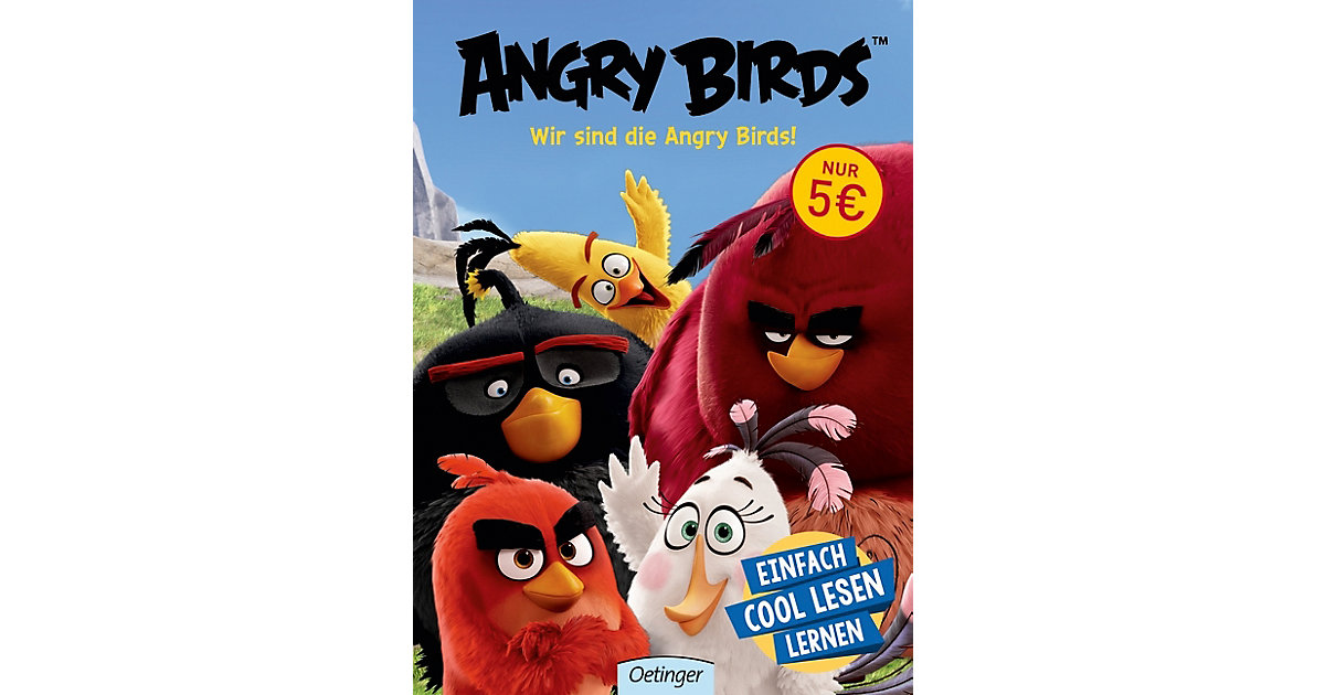 Angry Birds: Wir sind die Angry Birds!