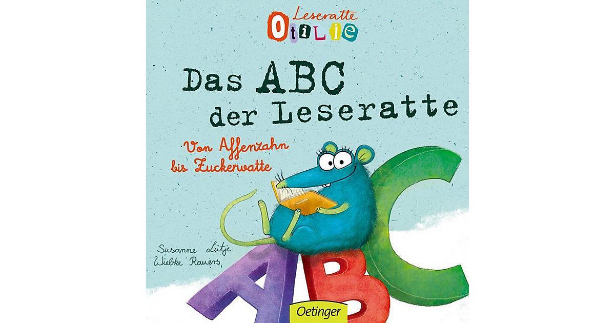Leseratte Otilie: Das ABC der Leseratte - Von A...