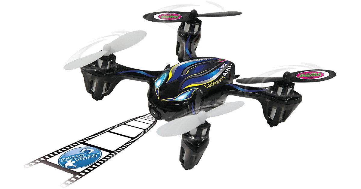 Jamara RC Quadrocopter Camostro HD AHP+ mit Kamera