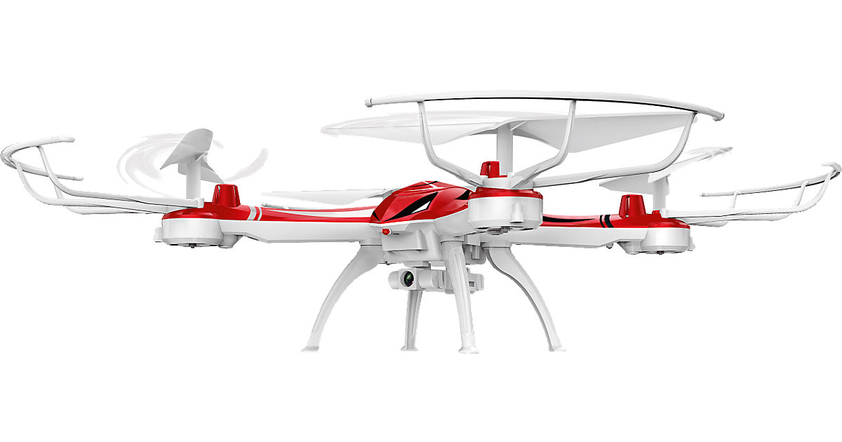 Jamara RC Quadrocopter Merlo Altitude HD AHP+ m...