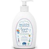 Средство натуральное для мытья детской посуды Helan Bollicine, 500 мл