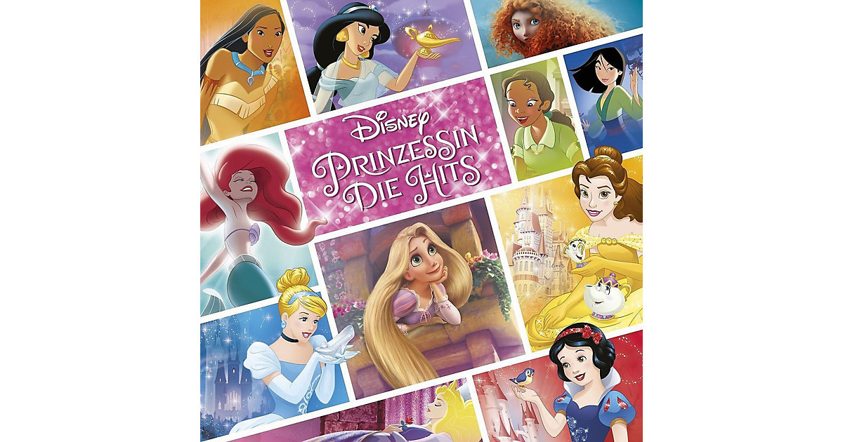 CD Disney Prinzessin - Die Hits
