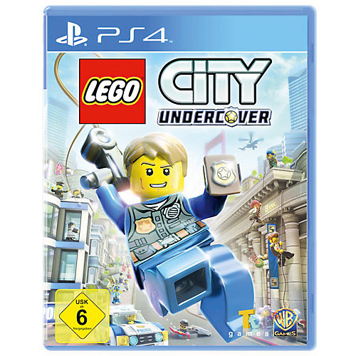 Gablenz Angebote LEGO PS4 City Undercover